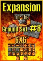 Expansion for the Ground set #8 - Lava river