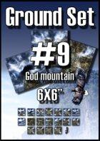 Ground Set #9 - God mountain