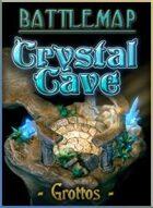 Battlemap - Crystal Cave