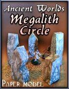 Ancient Worlds - Megalith Circle