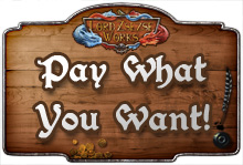 Pay What You Want Products