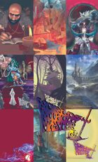 Worlds Without Master Issue 1-11 [BUNDLE]