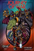 Journey of War: A Fractured Alliances Compendium - Vol. 1