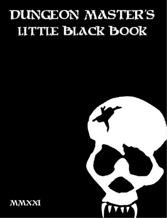 Dungeon Master's Little Black Book