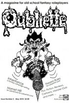 OUBLIETTE Issue 2