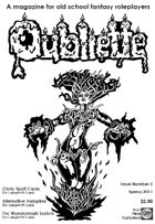 OUBLIETTE Issue 5