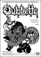OUBLIETTE Issue 6