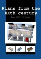 Plans from the XXth century
