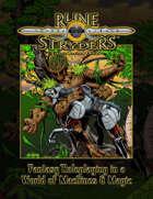 Rune Stryders: Fantasy-Mecha RPG