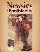 Newsies & Bootblacks
