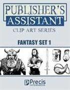 Publisher\'s Assistant Clipart: Fantasy Set 1