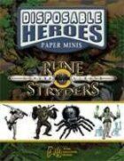 Disposable Heroes: Rune Stryders
