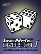 genreDiversion i Manual (Generic Quick-Fix RPG Rules)