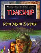 Man, Myth & Magic + Timeship [BUNDLE]