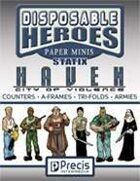 Disposable Heroes Statix - Haven: City of Violence