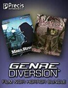 Film Noir Horror - Mean Streets/Ghostories [BUNDLE]