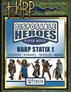 Disposable Heroes HARP Statix 1