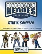 Disposable Heroes Statix Sampler [BUNDLE]