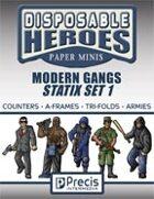Disposable Heroes Modern Gangs Statix 1