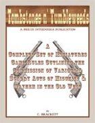 Tombstones n' Tumbleweeds (Classic Reprint)