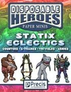 Disposable Heroes 99¢ Statix Eclectics
