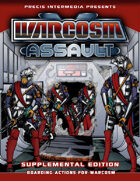 Warcosm Assault PDF (Supplemental Edition)