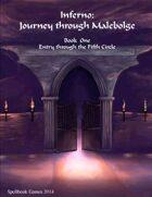 Journey through Malebolge Book One