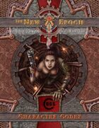 The New Epoch - Character Codex