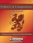 Cohorts & Companions - Wellby Stoutale [PFRPG]