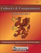 Cohorts & Companions - Brigitta Reisdorf [PFRPG]
