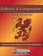 Cohorts & Companions - Mongke Ganarslan [PFRPG]