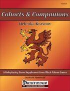 Cohorts & Companions - Helenka Krasnov [PFRPG]