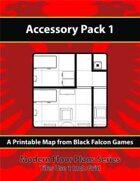 Modern Floor Plans - Accessory Pack 1