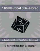 D-Percent - 100 Nautical Bric-a-brac