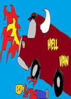 Hell Van Scene From the Pizza Shop mp3 Audio Track