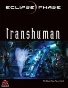 Eclipse Phase: Transhuman (first edition)