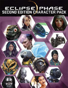 Eclipse Phase: Character Pack