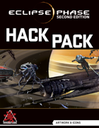 Eclipse Phase Second Edition Hack Pack