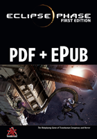 Eclipse Phase first edition PDF + ePub [BUNDLE]
