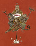 Monkey The Roleplaying Game