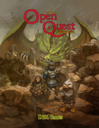 OpenQuest 3rd Edition