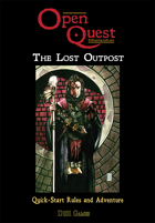 OpenQuest Quick-Start: The Lost Outpost