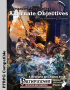 Advanced Encounters: Alternate Objectives (PFRPG)