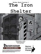 Broken Earth Prevew 1: The Iron Shelter