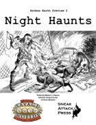 Broken Earth Prevew 2: Night Haunts (Savage Worlds)