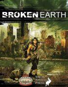 Broken Earth (Savage Worlds)