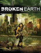 Broken Earth Poker Deck