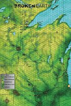 Broken Earth Map