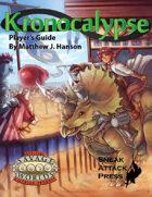 Kronocalypse Player's Guide