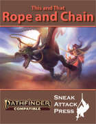 This and That: Rope and Chain (PF2e)